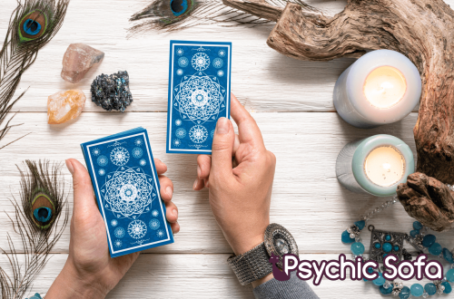 Cleansing Your Tarot Cards & Angel Cards