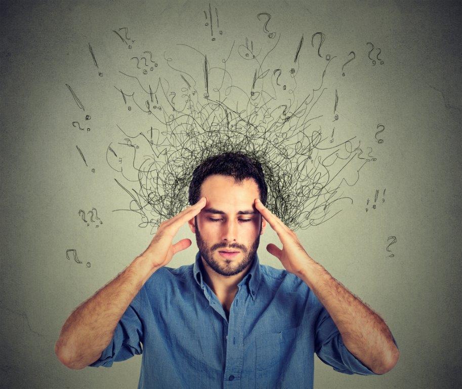 Dissolve Anxiety