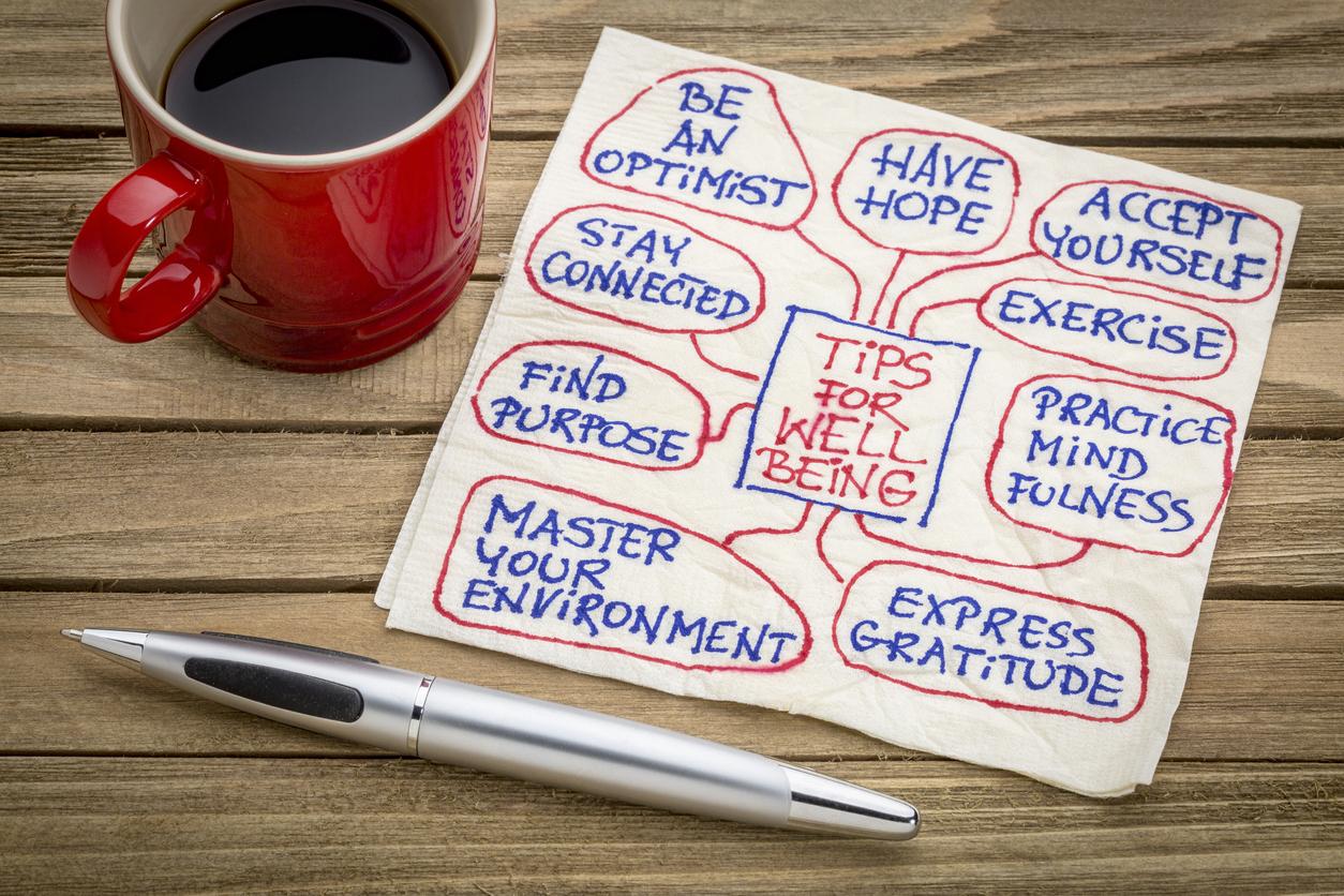 8 Ways to a Healthy Mind