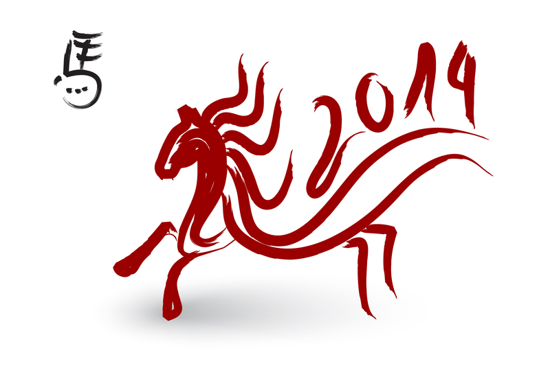 Celebrate the Year of the Wooden Horse