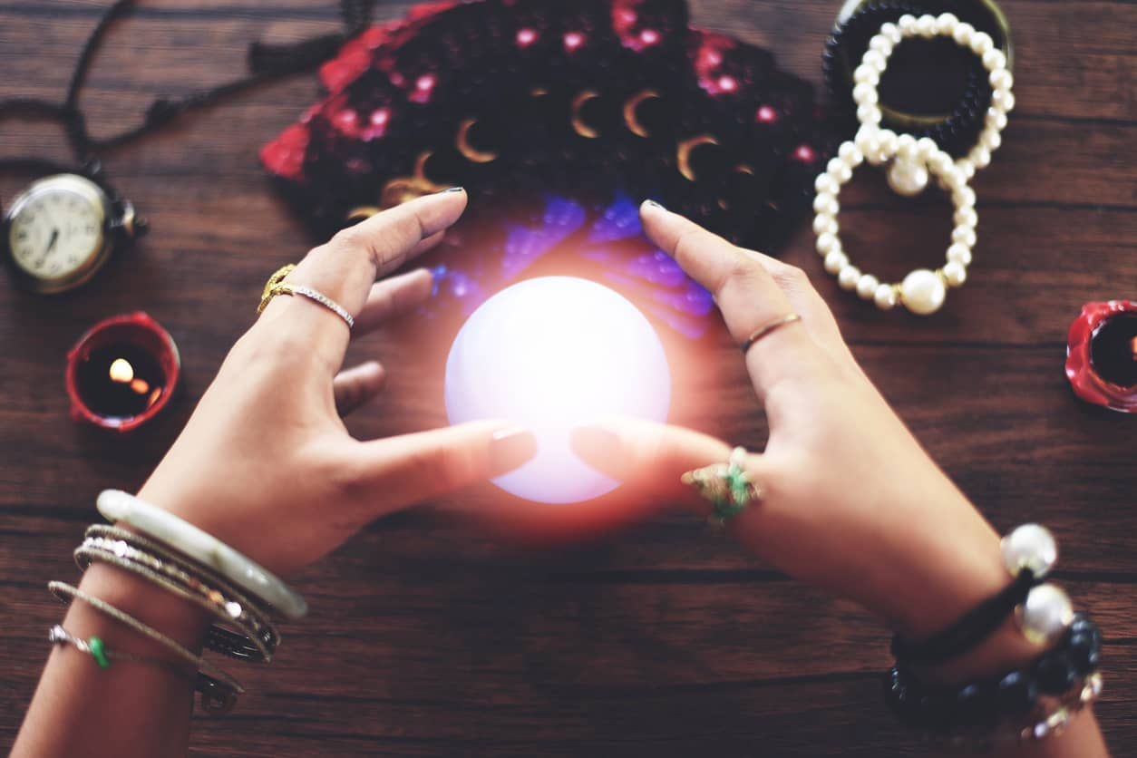 hone your clairvoyant skills