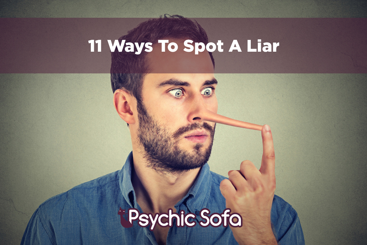 10 ways to spot a liar