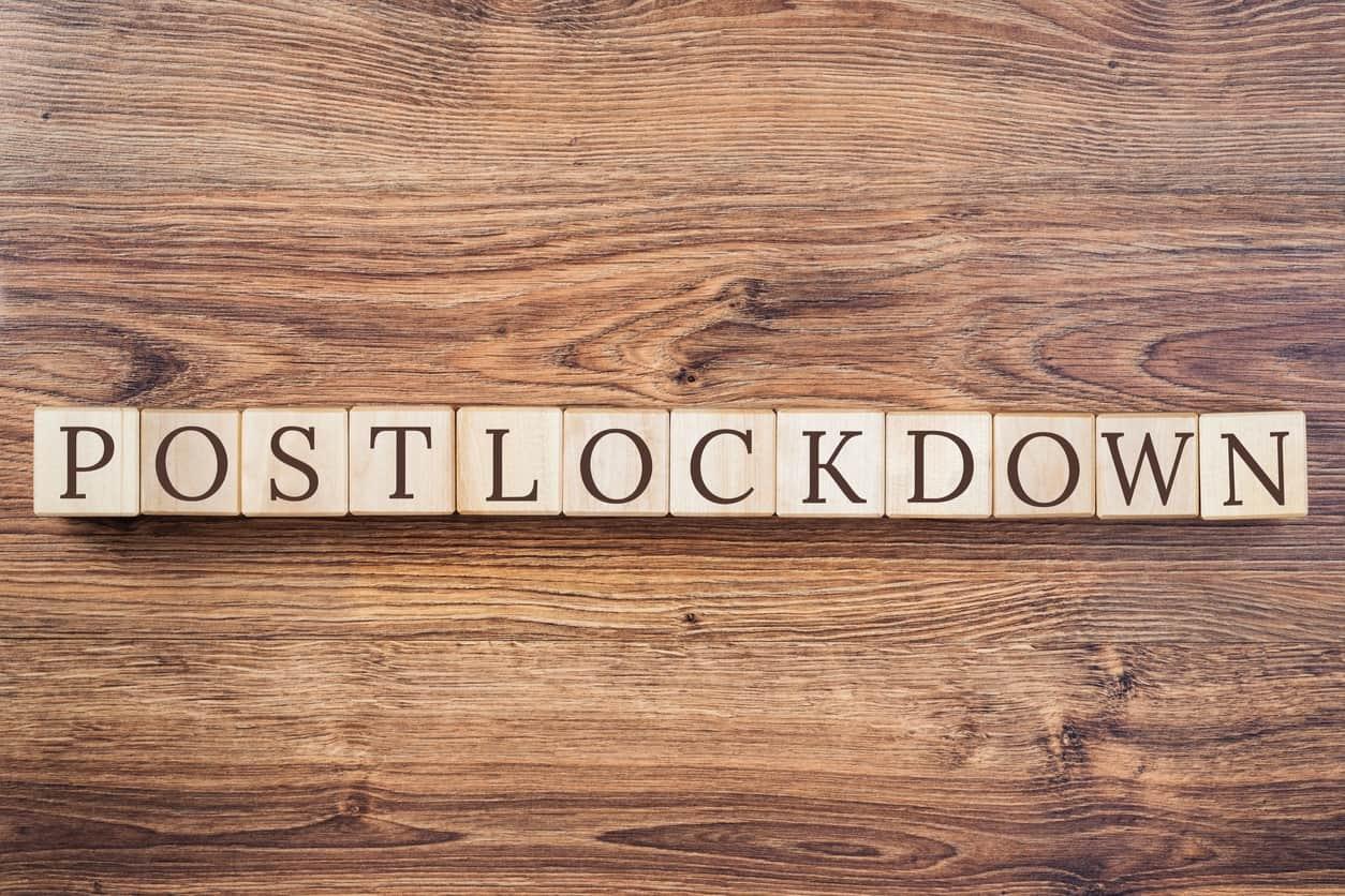 post lockdown