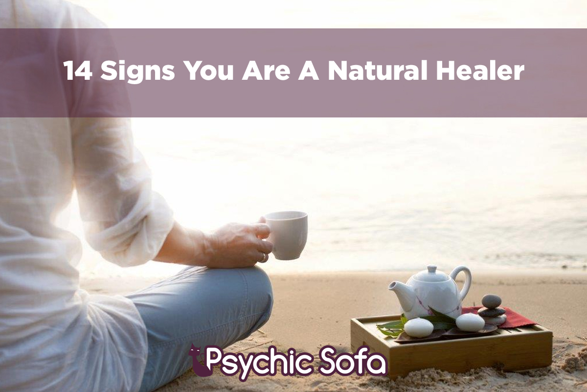 14 Signs You Are A Natural Healer