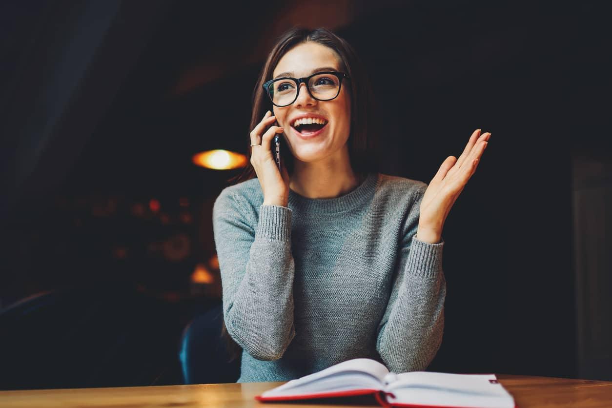 telephone reading benefits