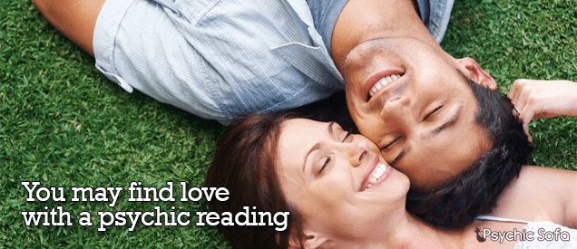 You may find love with a Psychic Reading